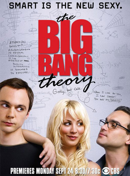 [FS] The Big Bang Theory Saison 1 ?� 3 VOSTFR [HDTV]