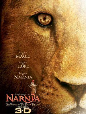 Le monde de Narnia  l'odyssée du passeur d'Aurore