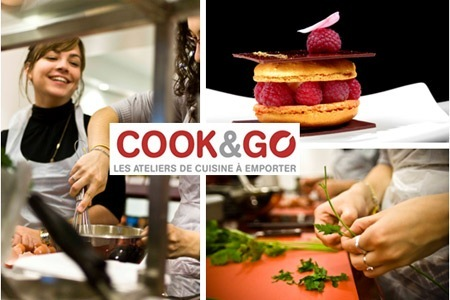 Cook and go bliss in the city - Cours de cuisine cook and go ...