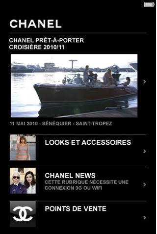 Chanel - Prêt à porter croisière 2010/2011