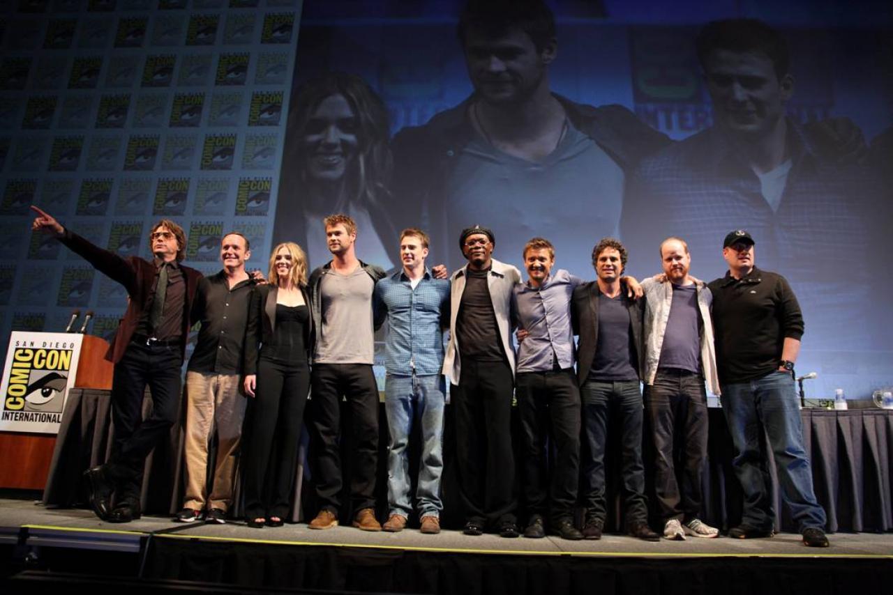 Casting The Avengers