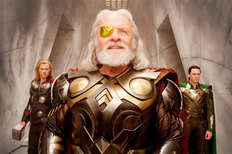 Odin - Thor - Loki