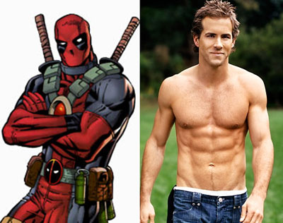 Ryan Reynolds - Deadpool