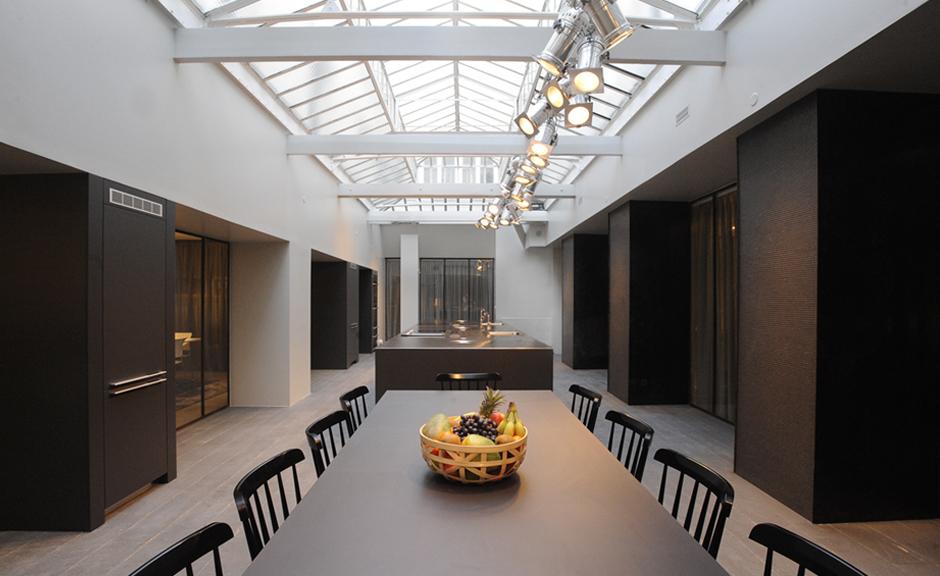atelier cuisine attitude cyril lignac bliss in the city. Black Bedroom Furniture Sets. Home Design Ideas